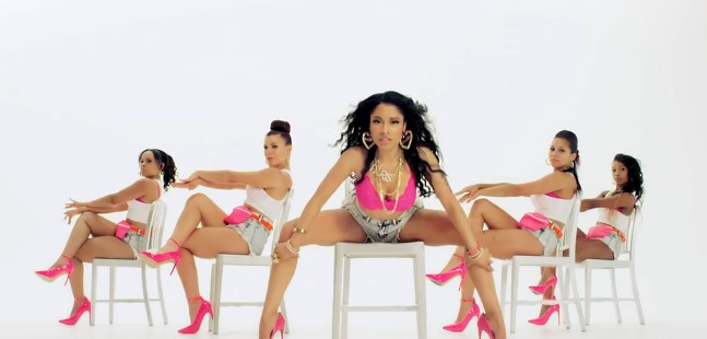 View Nicki Minaj Costume Idea  Background