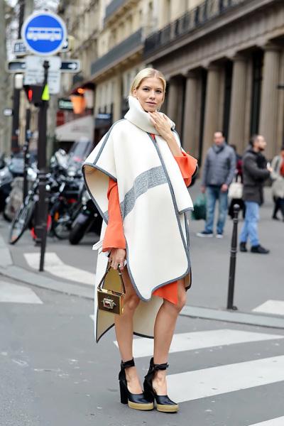 Elena-Perminova-Blanket-Coat-Outerwear-Trend-Fashion-OnGiselleAve
