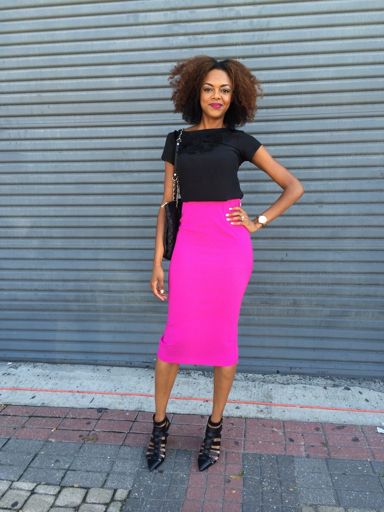 4 Tips for Styling a Midi Skirt – Giselle Ave.