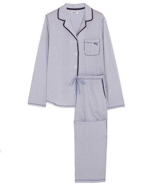 Holiday-Gift-Ideas-DKNY-Pajama-Set-Fashion-Sleepwear-OnGiselleAve