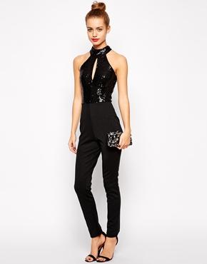 ASOS-Lipstick-Boutique-Petite-Halter-Neck-Jumpsuit-Style-Fashion-OnGiselleAve