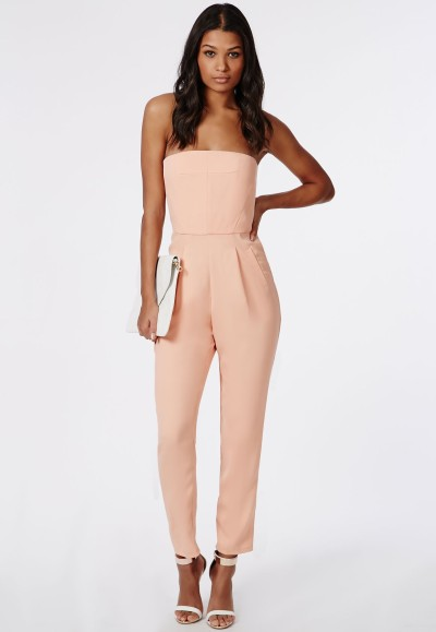Missguided-Tailored-Bandeau-Jumpsuit-Style-Fashion-OnGiselleAve