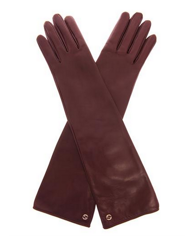 Scandal-Olivia-Pope-Outfit-Inspiration-Elbow-Length-Gloves-Gucci-Leather-Fashion-OnGiselleAvenue
