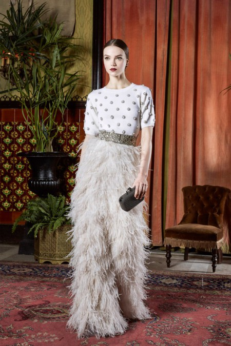Alice+Olivia-Fall-2015-Fringe-Trend-Fashion-OnGiselleAve