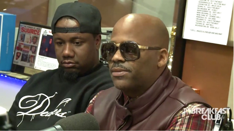 Part 2: Dame Dash Interview at The Breakfast Club