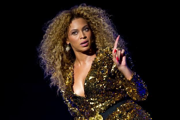 Beyonce-angry