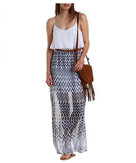 Charlotte-Russe-Flounce-Maxi-Dress-Coachella-Fashion-OnGiselleAve