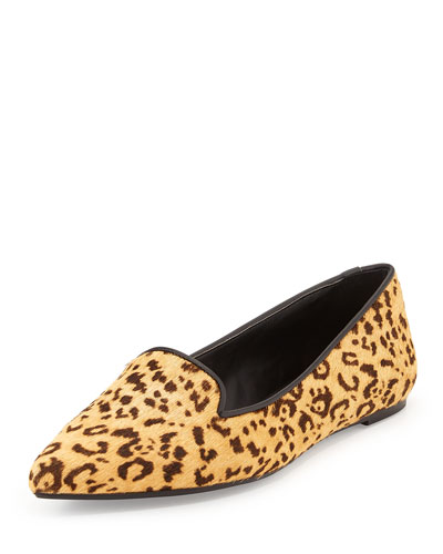 Footwear-Charles-David-Leopard-Print-Loafers-Fashion-OnGiselleAve