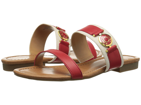 Footwear-Tommy-Hilfiger-Natural-Sandal-Fashion-OnGiselleAve