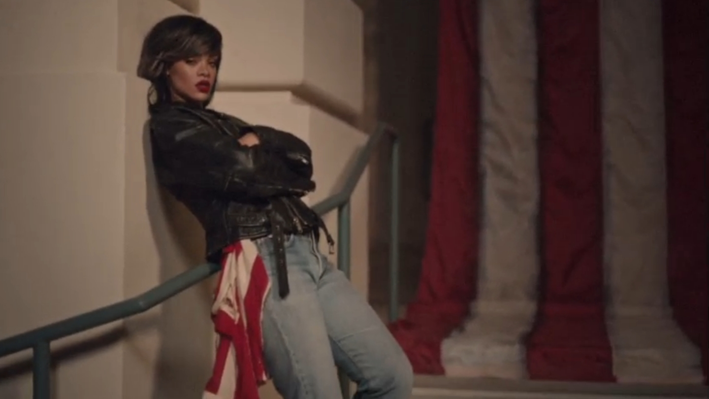 Rihanna's new video is a surprisingly powerful statement onimmigration