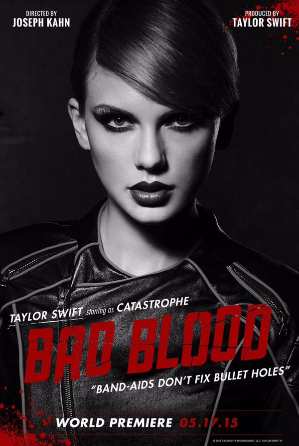Dope Visuals On the Ave: Taylor Swift- Bad Blood ft. KendrickLamar