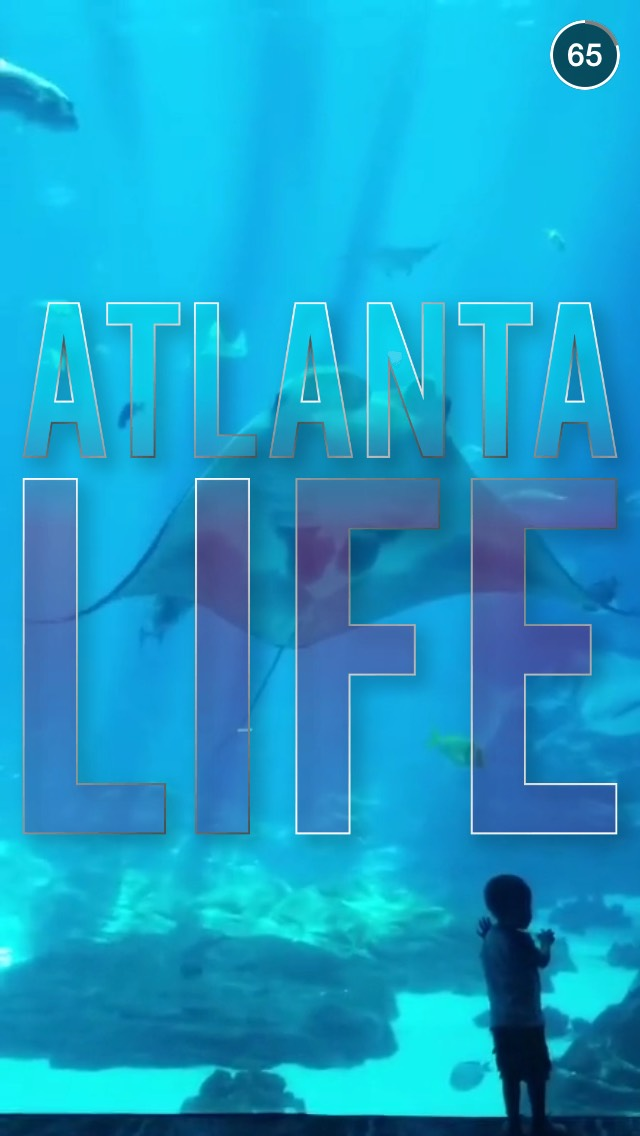 Belle in the City: 10 Things I Learned About Atlanta Via Snapchat's LIVEFeed