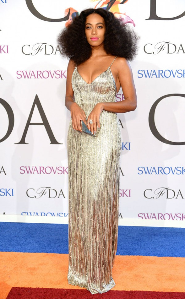 Solange-Knowles-Calvin-Klein-Collection-CFDA-Awards-Best-Dressed-Fashion-OnGiselleAve