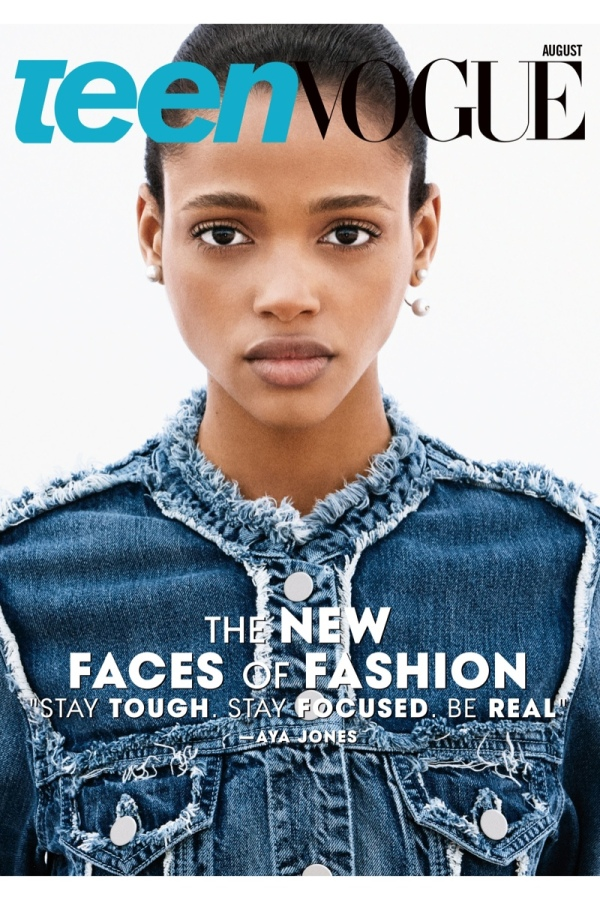 Aya-Jones-Teen-Vogue-August-2015-Cover-Fashion-OnGiselleAve