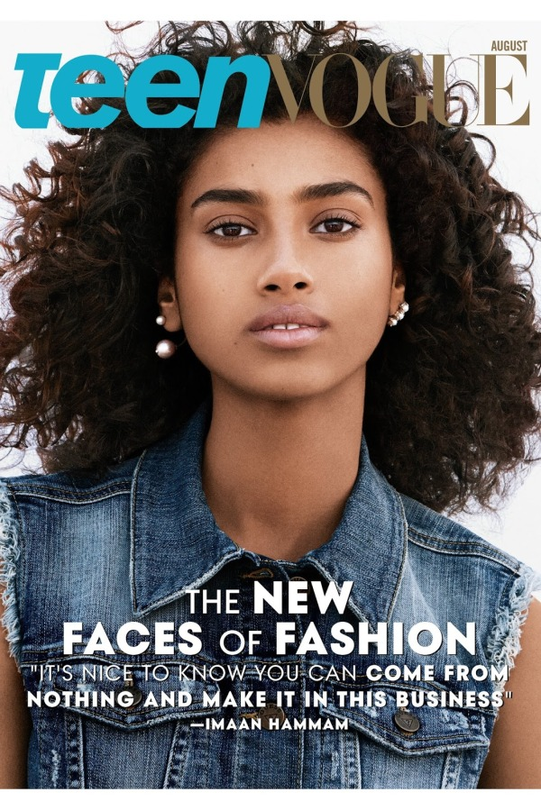 Imaan-Hammam-Teen-Vogue-August-2015-Cover-OnGiselleAve