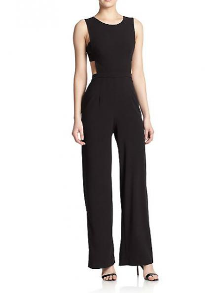 BCBG-Max-Azria-Rosanna-Cutout-Jumpsuit-Fashion-OnGiselleAve