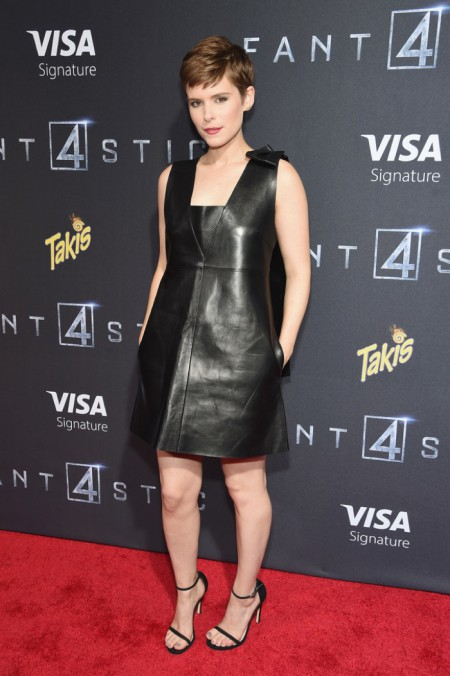 Kate-Mara-Leather-Valentino-Dress-Fashion-OnGiselleAve