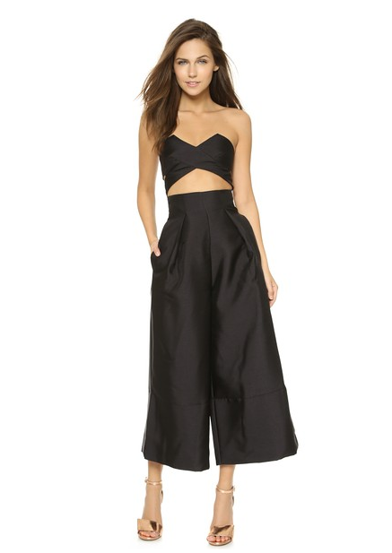 Shopbop-Solace-London-Divine-Culotte-Jumpsuit-Fashion-OnGiselleAve