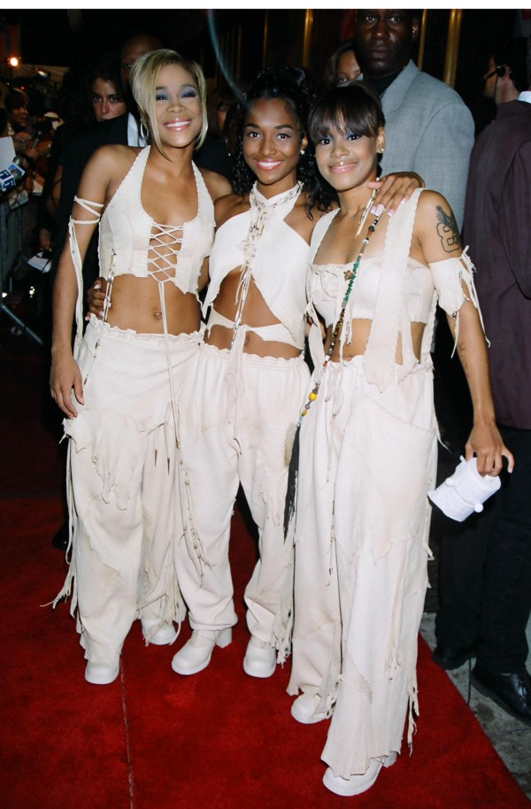 TLC-MTV-Video-Music-Awards-1995-Fashion-OnGiselleAve