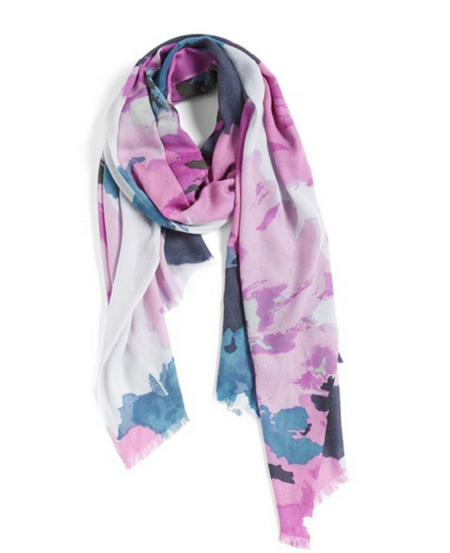 Nordstrom-Delphine-Wool-and-Cashmere-Scarf-Fall-Fashion-OnGiselleAve