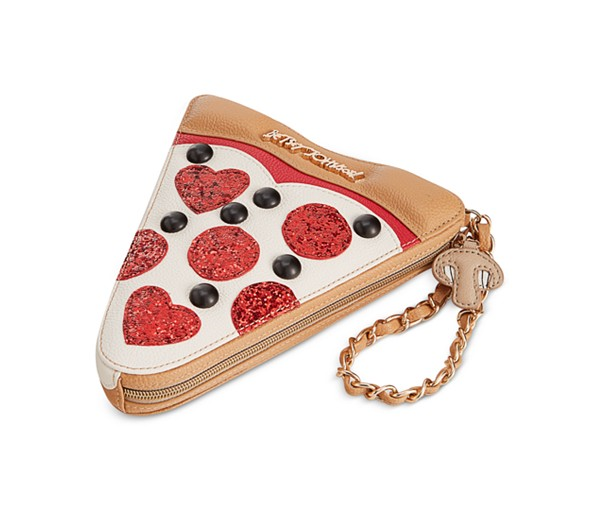 Macys-Betsey-Johnson-Pizza-Wristlet-Fashion-OnGiselleAve