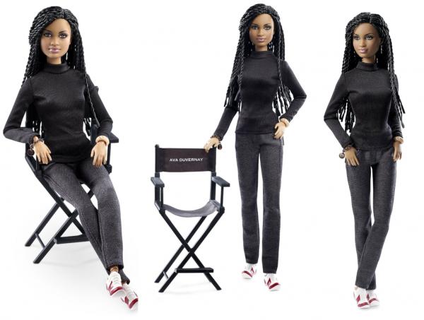 Ava-Duvernay-Barbie-Doll-Mattel-OnGiselleAve