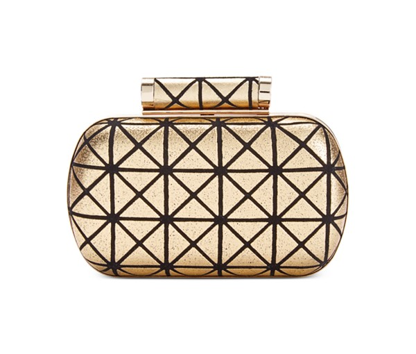 La-Regale-Geometric-Metallic-Clutch-Fashion-OnGiselleAve
