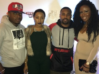 Winzer, Sabrin, Chris, Founder of Life's Journey Clothing & Giselle, Founder of Giselle Ave.
