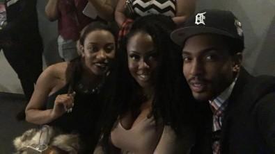 Sabrin, Giselle, Clay, Atlanta Influencer