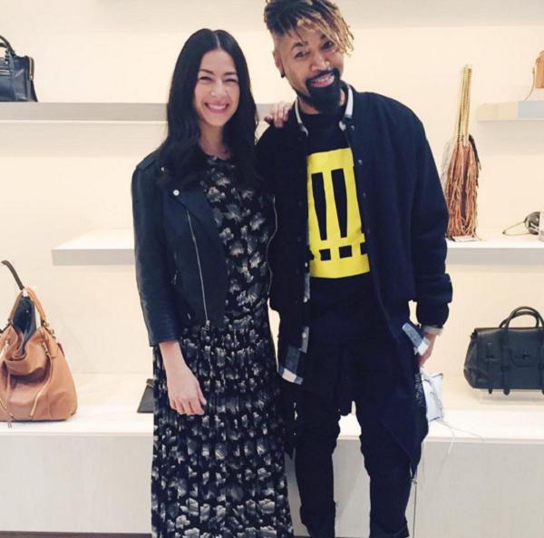 Rebecca-Minkoff-Instagram-NYFW-Fashion