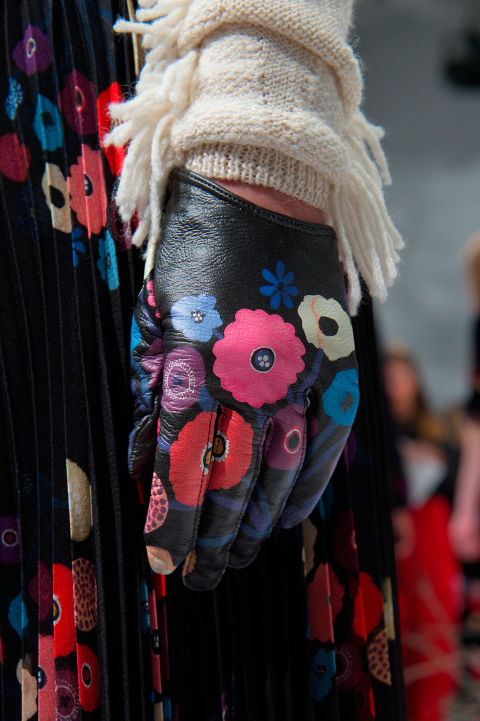 Tanya-Taylor-Floral-Print-Leather-Gloves-Fashion-OnGiselleAve