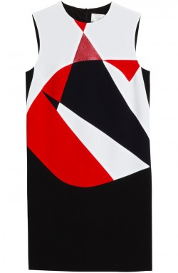 Colorblock-Shift-Dress-Spring-Fashion-OnGiselleAve
