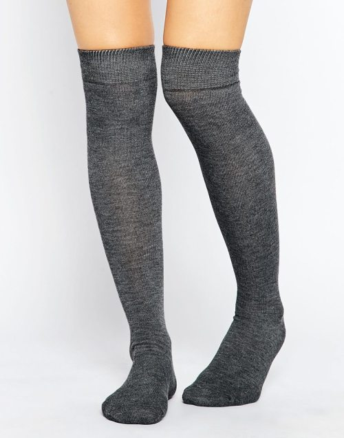 Gray-Over-the-Knee-Stockings-Fashion-OnGiselleAve