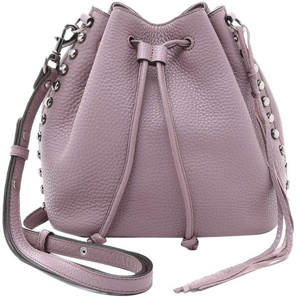 Rebecca-Minkoff-Drawstring-Bucket-Bag-Fashion-OnGiselleAve