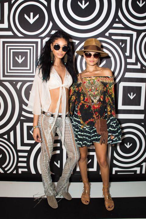 Chanel-Iman-Shanina-Shaik-Coachella-Fashion