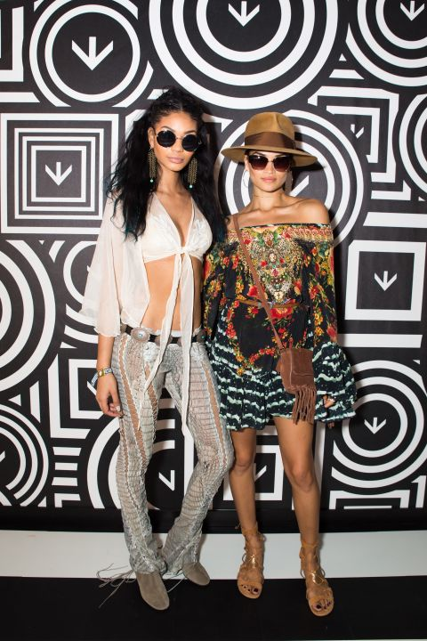 Chanel-Iman-Shanina-Shaik-Coachella-Fashion