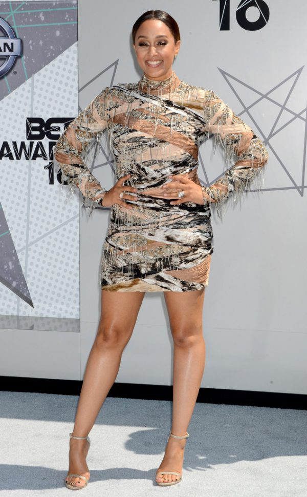 Tia-Mowry-Roberto-Cavalli-BET-Awards-Fashion-OnGiselleAve